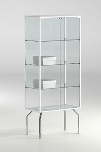 ALLdesign plus 71/17P - 91/17P, Vitrina para exposiciones y museos