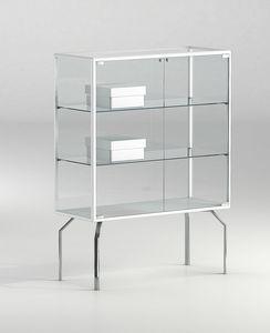 ALLdesign plus 91/12P, Escaparate de exposición para tienda o museo