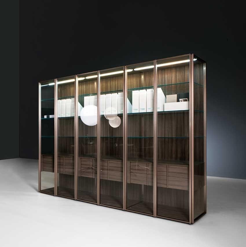 Moderno vitrina ideal para comedores o salas de estar ...