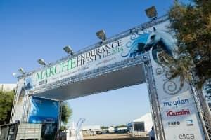 La tienda del jeque - Endurance Lifestyle 2014