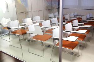Sala de curso - Pordenone