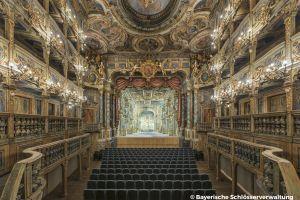 El teatro Margraves - Bayreuth