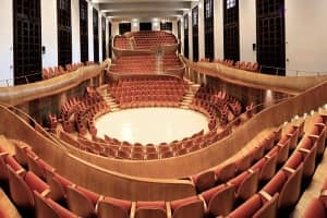 Salón de actos del Museo del violín - Cremona