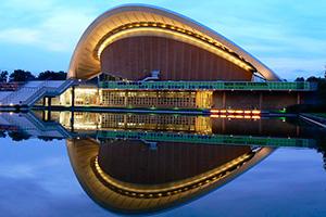 Casa de las Culturas del Mundo - Berlín
