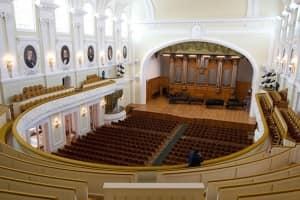 Cajkovskij Conservatorio - Moscú