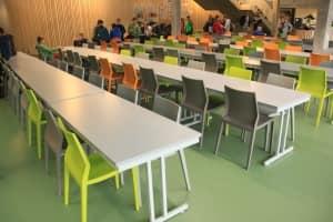 Comedor escolar - Bruselas