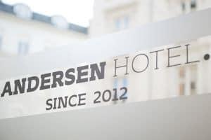 Anderson Hotel - Copenhague